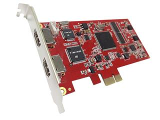 HDMI 720p/1080i with HDMI output video capture card Timeleak HD72B