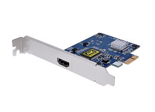 PCIE HDMI 4k30/1080p Video Capture Card - Win/Linux -HD85m